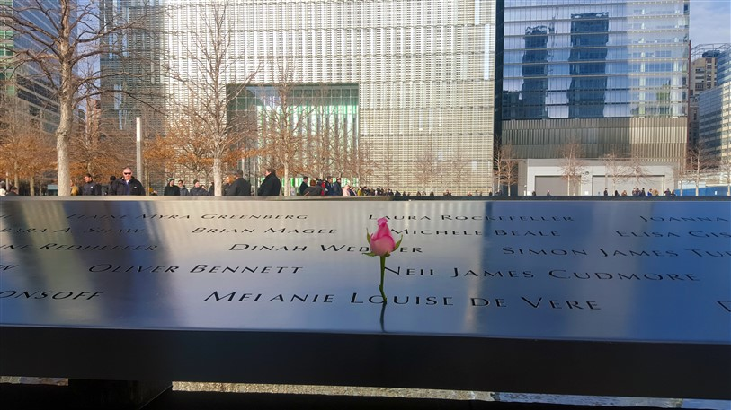 Nova York Memorial 11 de setembro