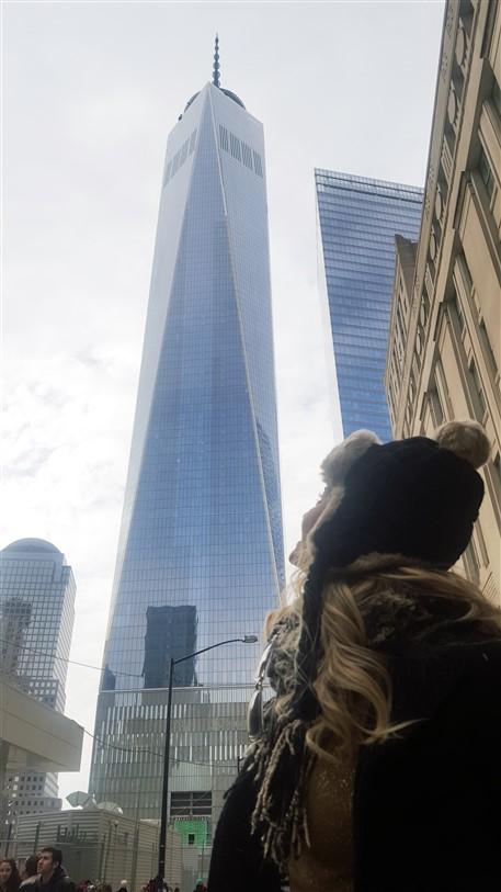 Nova York Novo World Trade Center