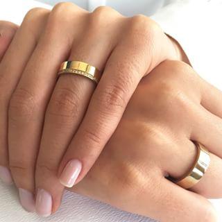 Alianças de casamento 2