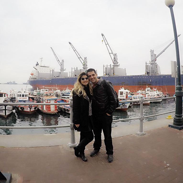 Passeio para Valparaíso e Viña del Mar 3