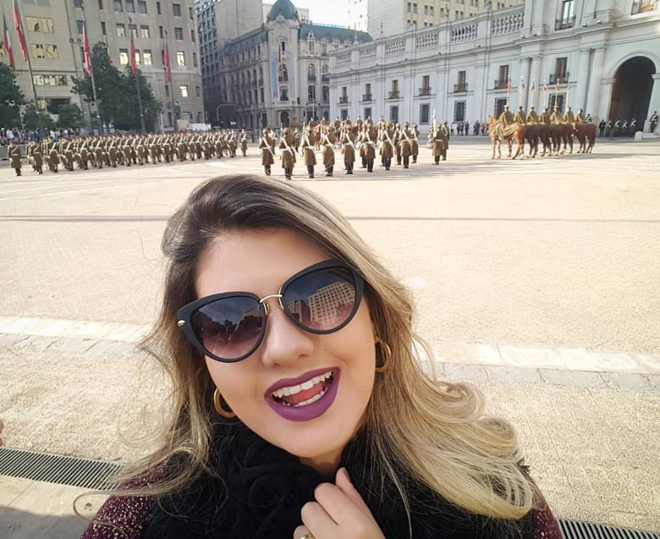Troca da Guarda Santiago