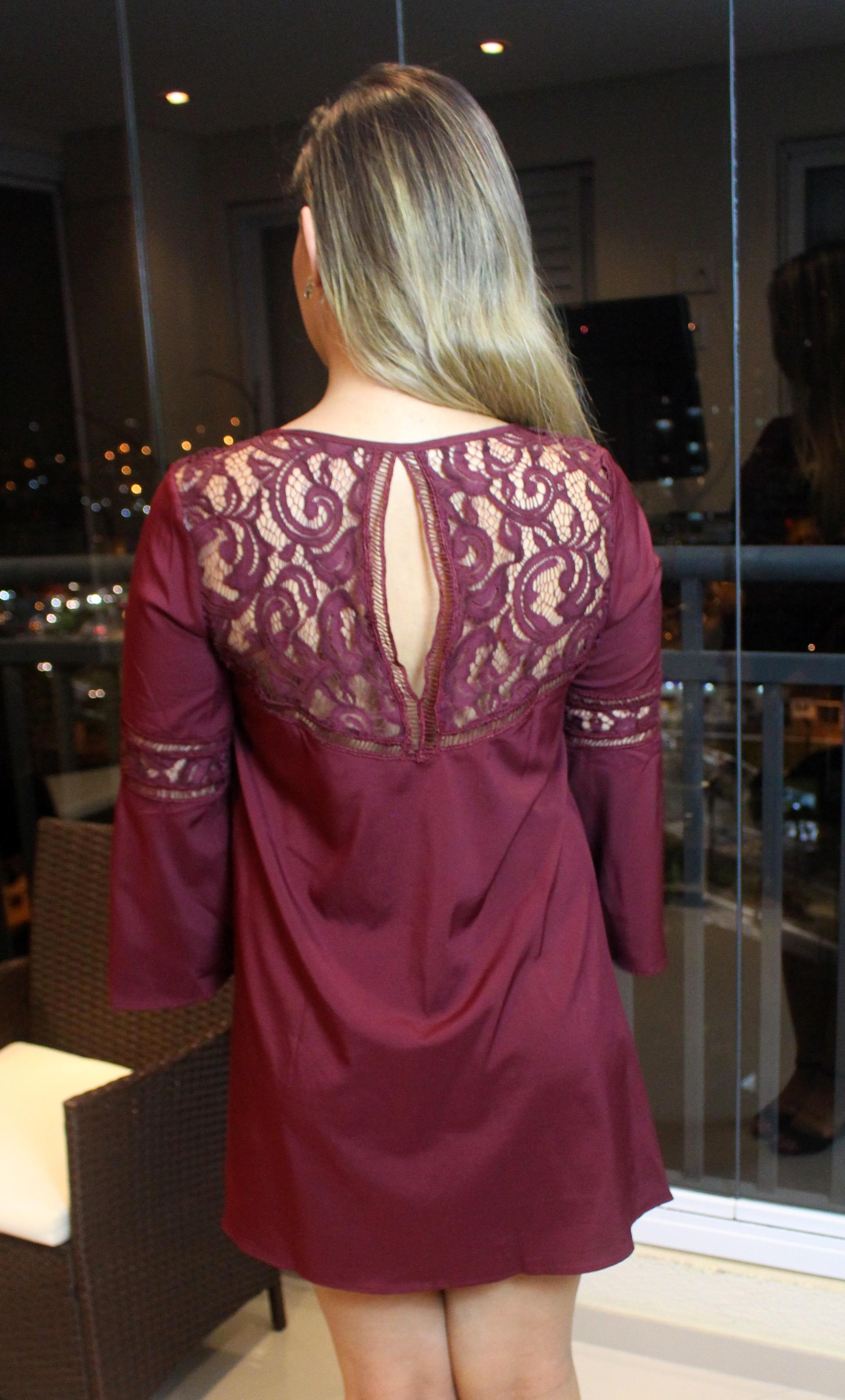Vestido Vinho Shein (10)