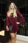 Vestido Vinho Shein (2)