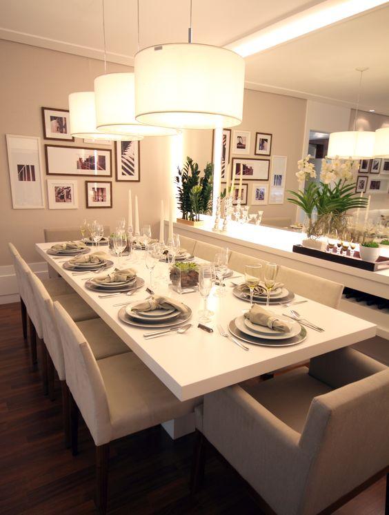 Sala de Jantar Clean (9)