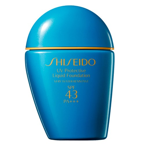 UV Protective Liquid Foundation SPF 43 Shiseido