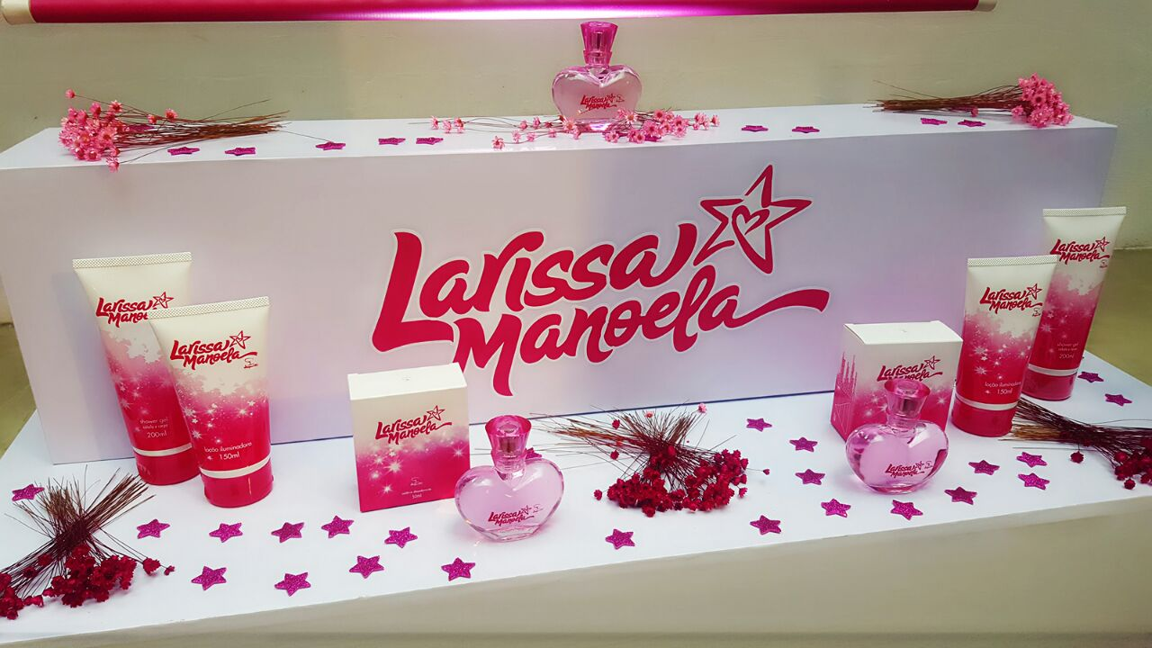 Lançamento Perfume Larissa Manoela Jequiti (10)