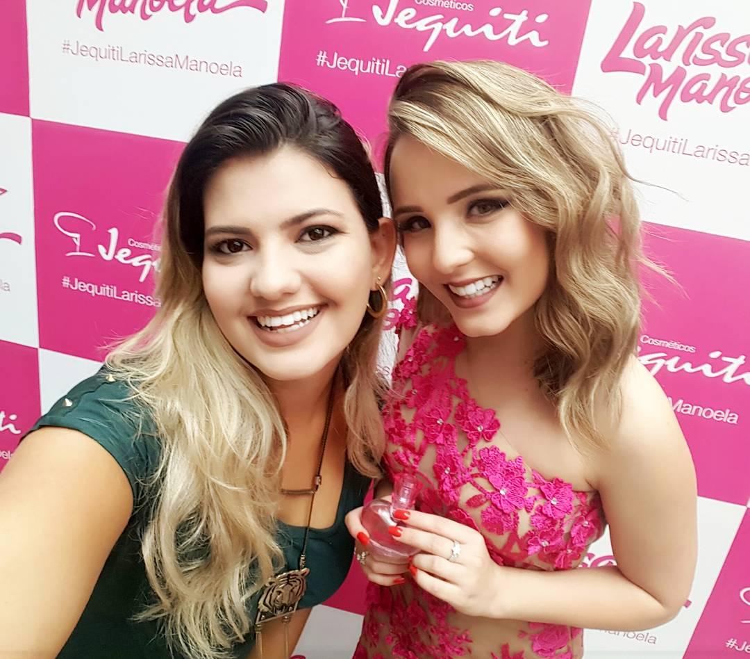 Lançamento Perfume Larissa Manoela Jequiti (2)