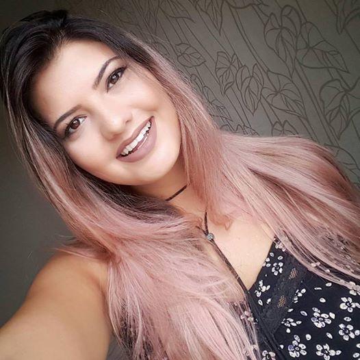 Cabelo Louro Nude Rosé Kert