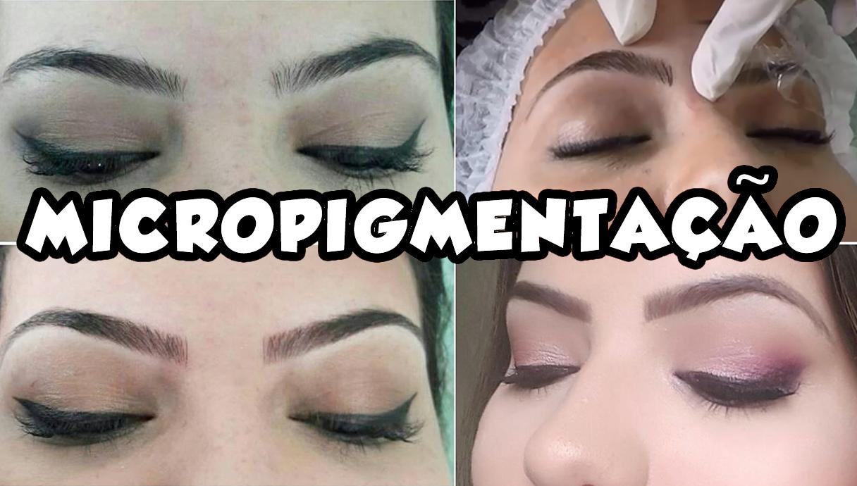 Micropigmentação fio a fio