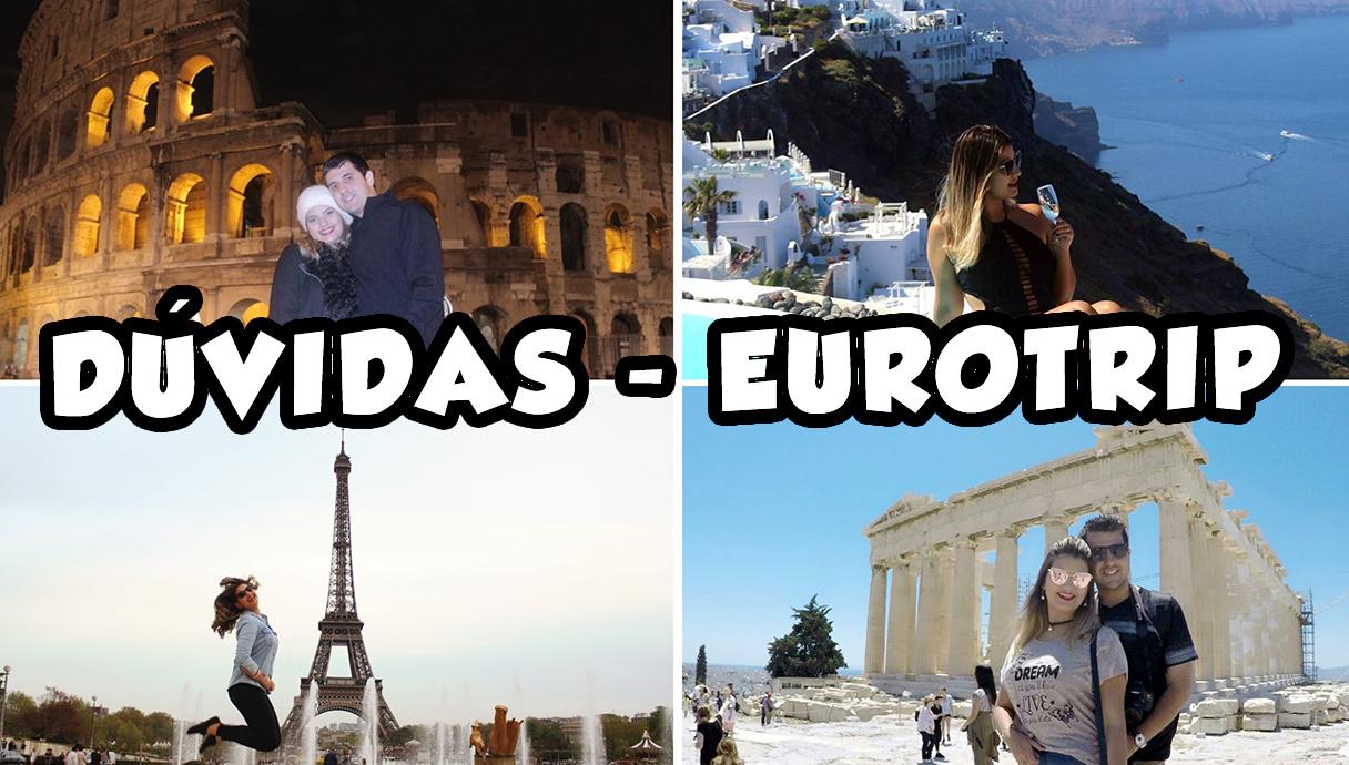 Dúvidas Eurotrip