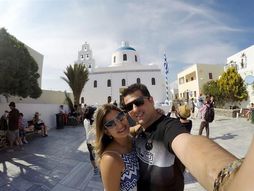 Roteiro de 3 dias em Santorini 2 dia (12) pôr do sol em Oía