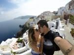 Roteiro de 3 dias em Santorini 2 dia (13) pôr do sol em Oía