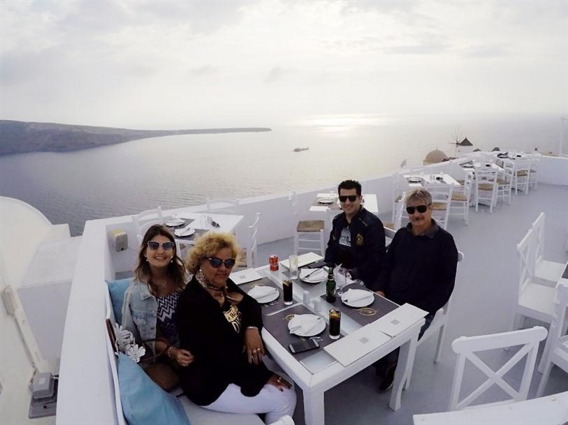 Roteiro de 3 dias em Santorini 2 dia (14) pôr do sol em Oía