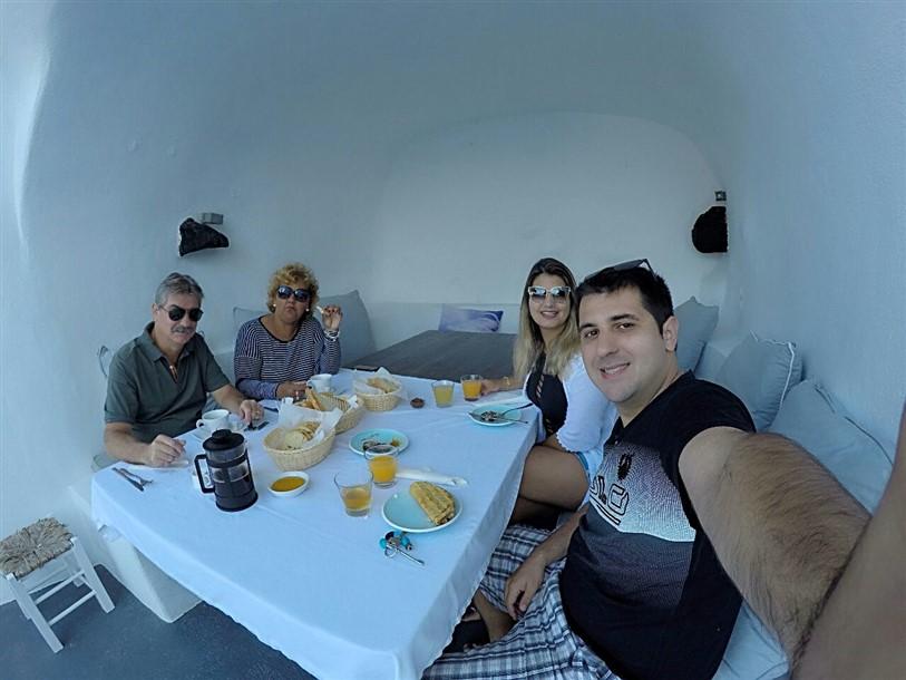 Roteiro de 3 dias em Santorini 2 dia Alta Vista Suítes