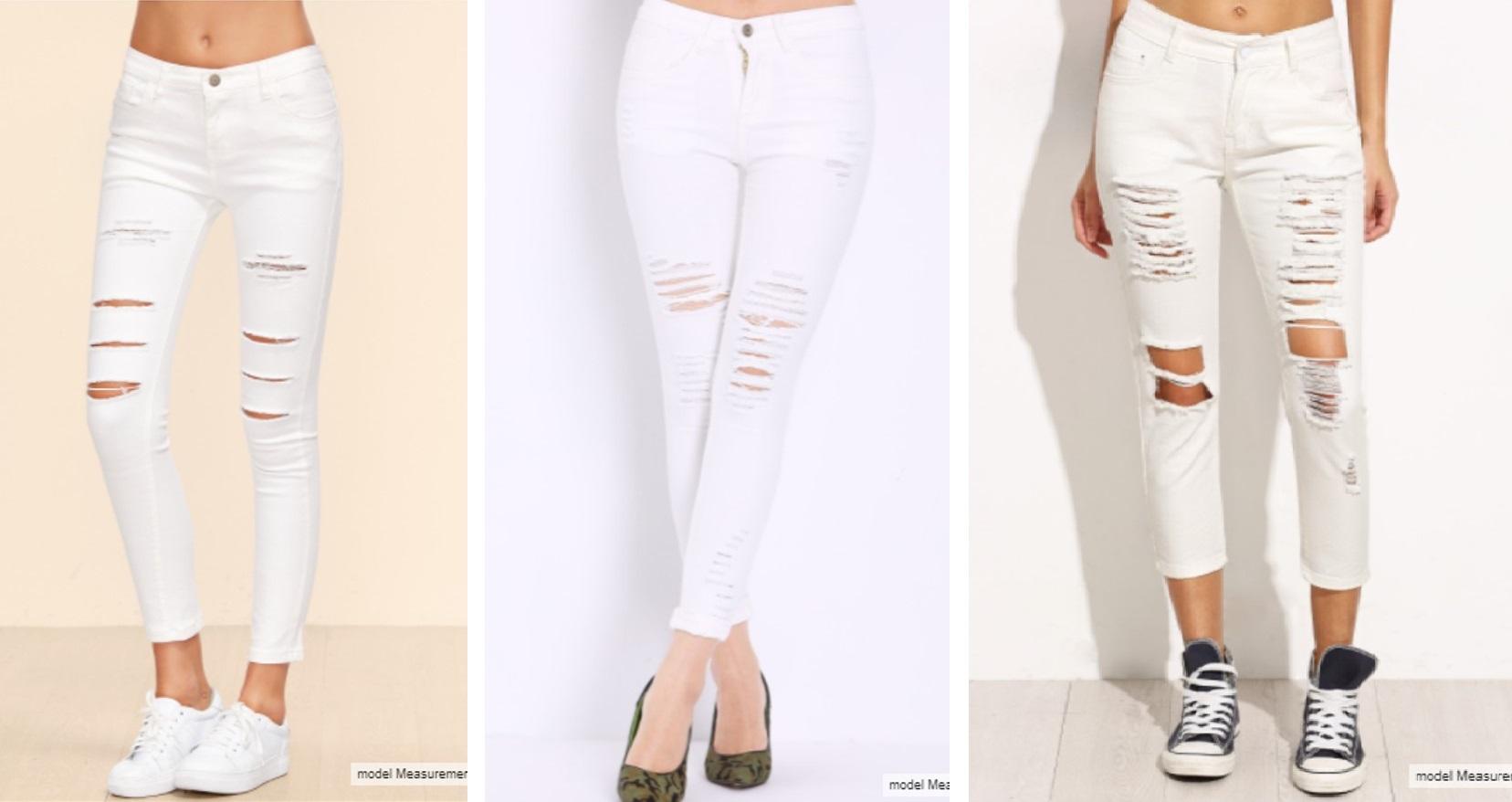 Tendência Jeans Destroyed 4