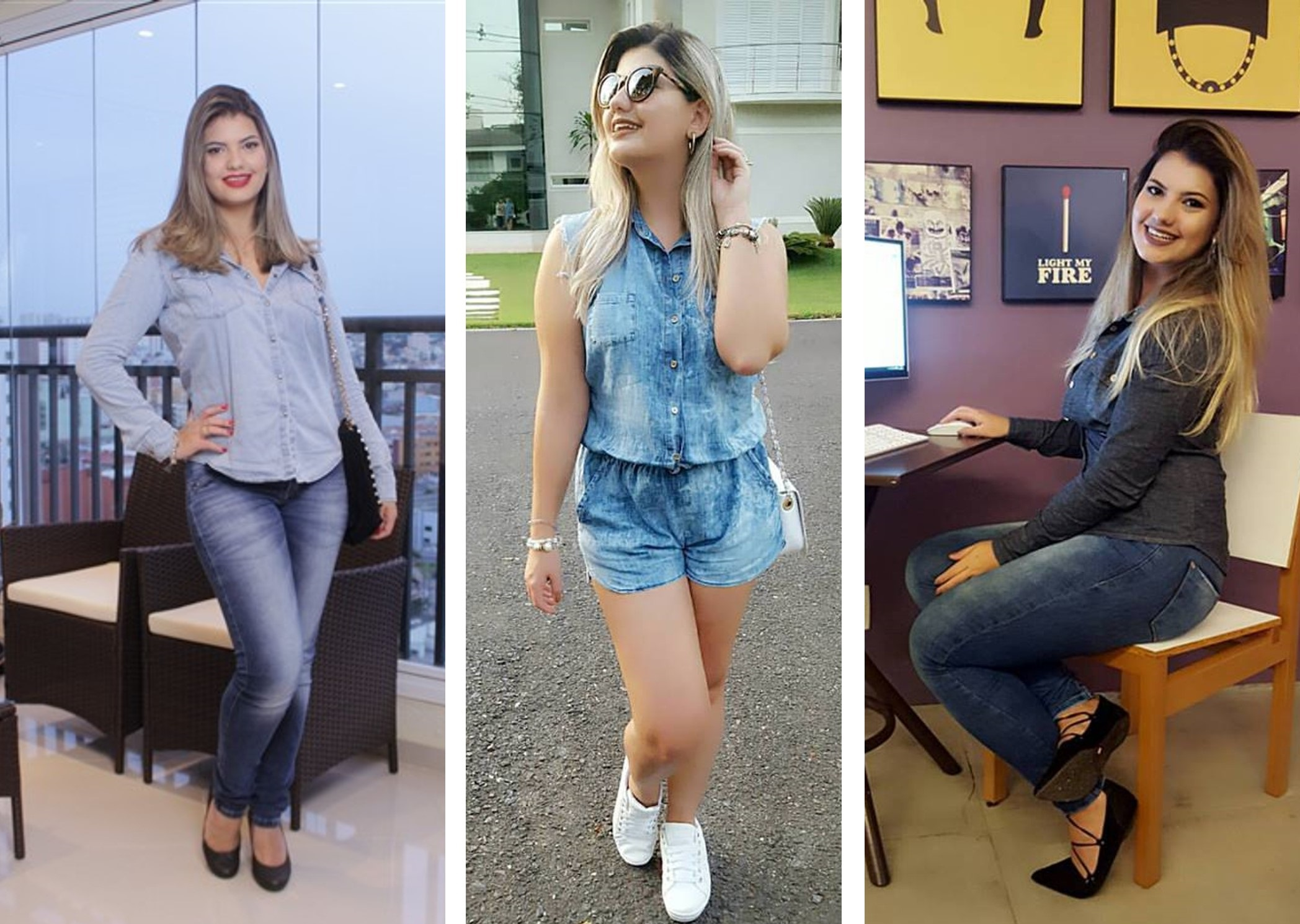 Look Total Jeans 5