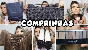 COMPRINHAS DO MÊS Comprinhas da 25 de março Zara Marisa Miroa e mais