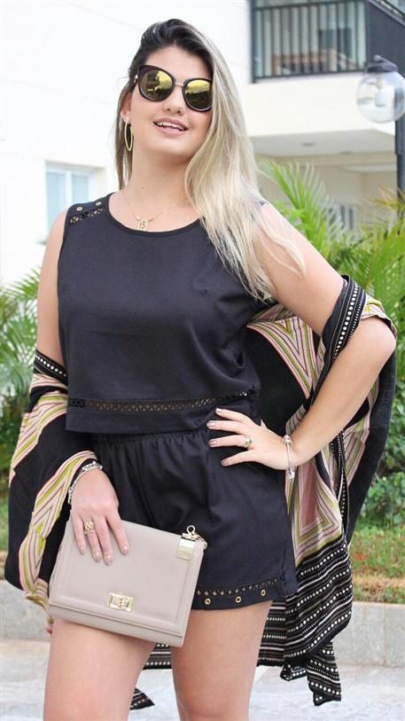 Look Kimono Shein (8)