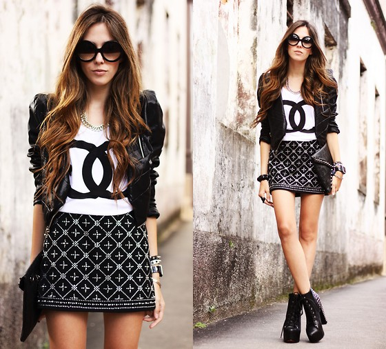 Look Camiseta Estonada 9