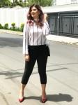 Camisa Choker Preta e Branca (2)