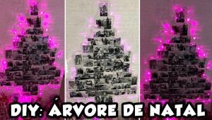 DIY Árvore de Natal