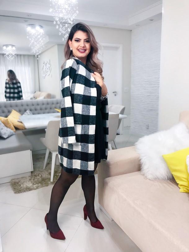 Look casaco xadrez (4)