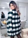 Look casaco xadrez (6)