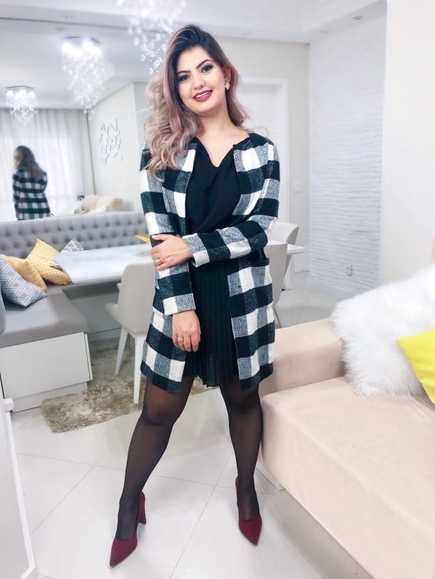 Look casaco xadrez (8)