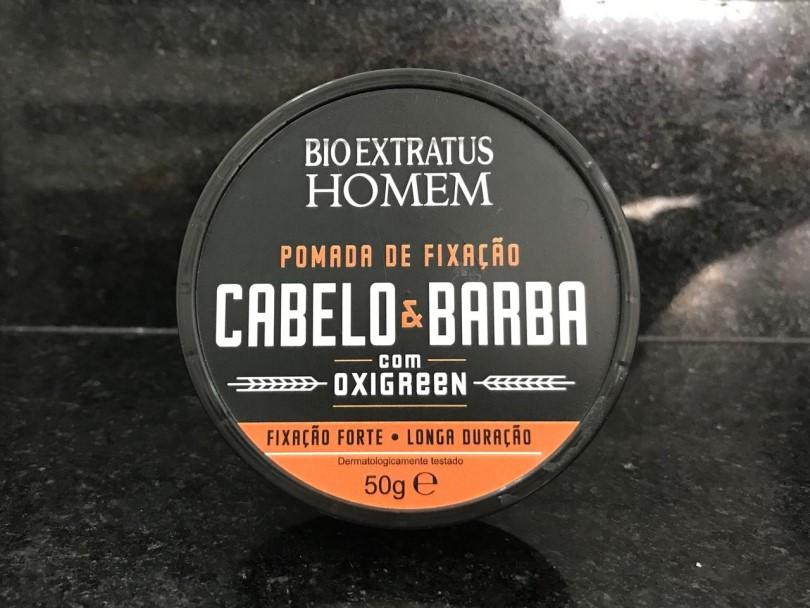 Resenha Linha Homem Cabelo e Barba Bio Extratus (7)