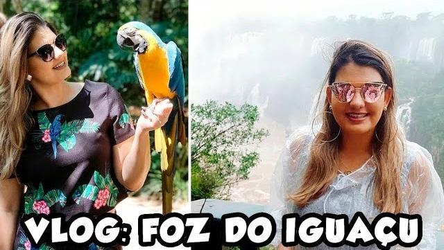 viagem para Foz do Iguaçu 2