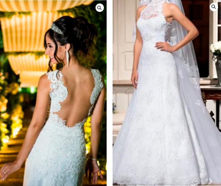 vestido de noiva dezembro